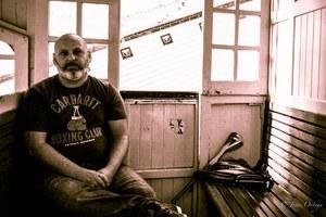 En el vagón